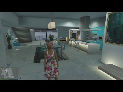 Visite appartement de luxe personnalis gta v online youtube - Appartement de luxe ando studio ...