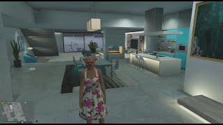 Visite Appartement De Luxe Personnalisé | GTA V ONLINE