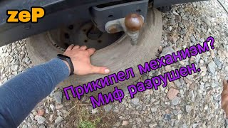 zeP как снять запаску, Renault master3, Opel movano, Nissan nv400