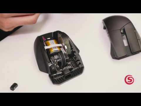 ASUS ROG SPATHA Gaming mouse: Unboxing - Gamer Shop