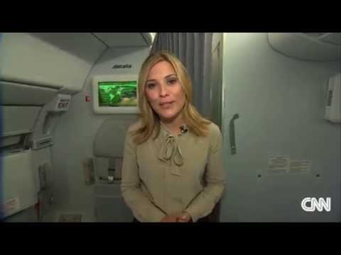445 CNN Traveling aboard the papal plane 00 20
