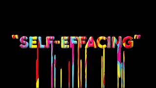 Sparks - Self-Effacing (Official Lyric Video)