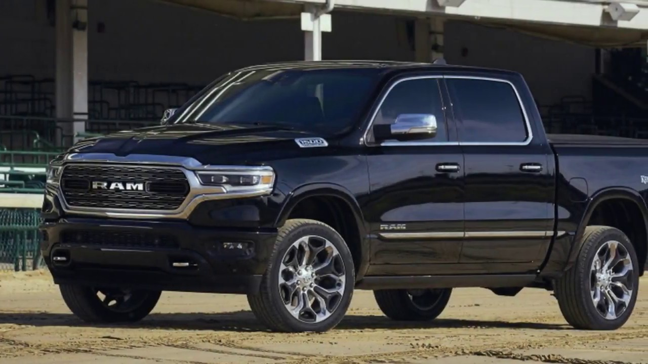 2019 Ram 1500 Kentucky Derby Edition Is A 53 190 Youtube
