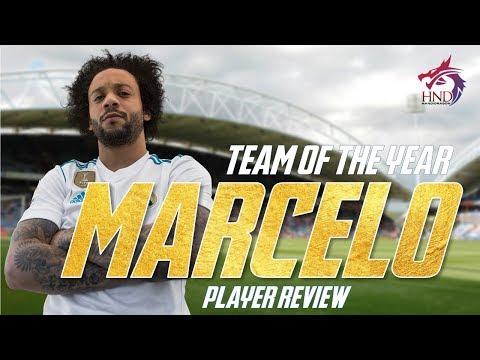 FO4 review Marcelo 18 TOTY - Siêu hậu vệ Xàm Lồng