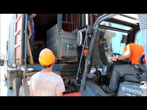 Видео Дорожные барьерные ограждения рязань
