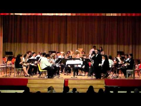 Morningside High School Band 2015 11