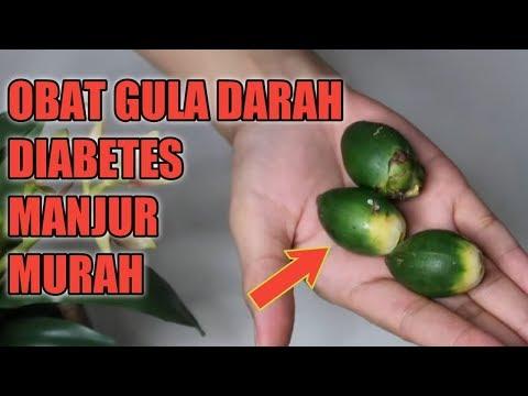 Cara Cepat Menurunkan Gula Darah/diabet Secara Alami
