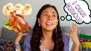 7 REASONS WHY I DON'T EAT CHICKEN