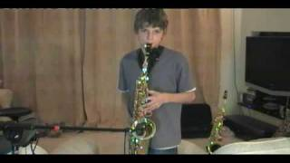 Baker Street Alto Saxophone Ben 2 Selmer Series 3 (cover By Ben Swift)