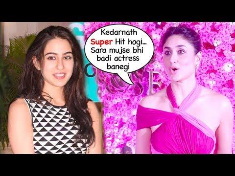 Kareena Kapoor's Reaction On Sara Ali Khan's Kedarnath Trailer Will Melt Ur Heart