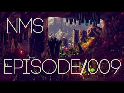 NMS Episode 009 No Mans Sky Gameplay PC - путешествие по планетам