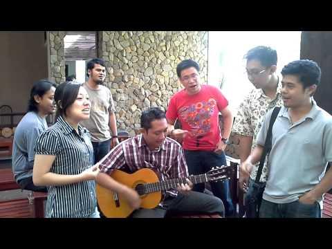 """""""Bersukacitalah Selalu""""- The Pacetz Singers"""