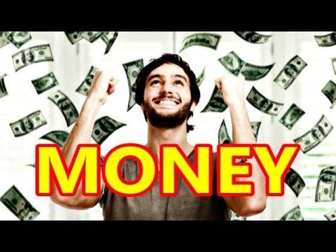 IF I SAY MONEY