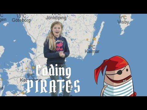Coding Pirates | Greenscreen i Tårnby
