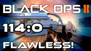 Black Ops 2 - 100+ Flawless in 7 Minuten - Alle 4 Sekunden 1 Kill (Deutsch/German)