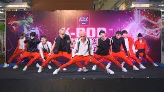 170722 BRAWLER TEAM cover NCT 127 - Limitless + Cherry Bomb @ The Hub Cover Dance 2017 (Final)
