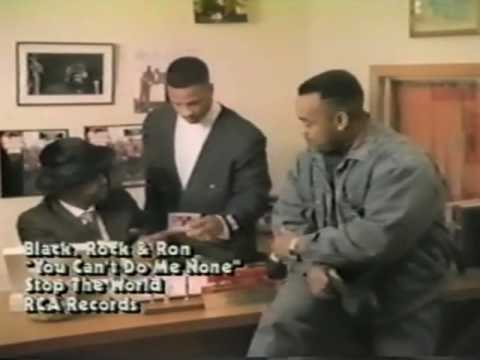 Black, Rock and Ron You Can't Do Me None 1990