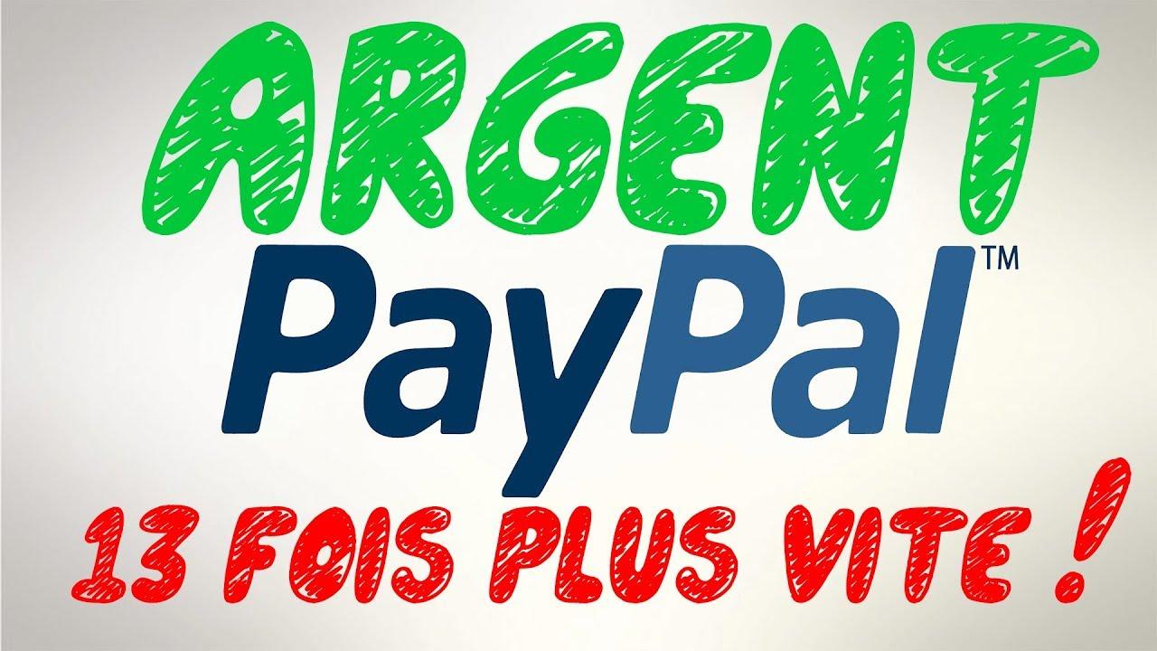 GAGNER DE L'ARGENT PAYPAL 13 FOIS PLUS RAPIDEMENT [ASTUCE EXCLU 2019]