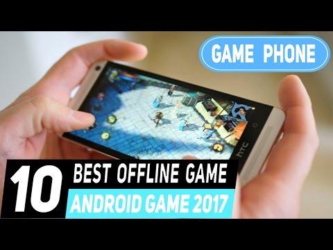 TOP 10 เกมออฟไลน์บนมือถือ  2017 #2