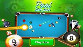 Pool Live Pro Multiplayer Game Walkthrough