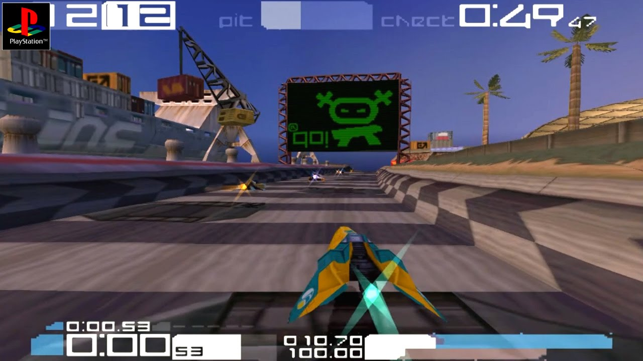 Wipeout 3 PS1 ROM #32
