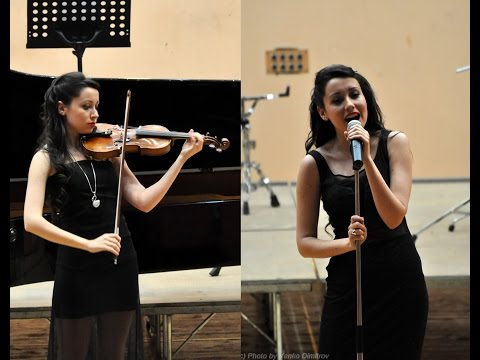 KRISTINA and friends - FULL Graduation concert (including playing the violin and singing)
