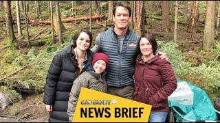 Kelowna local stars in John Cena movie