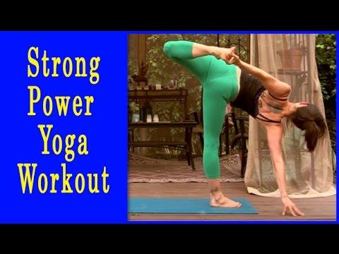 Advanced Yoga Workout ✪