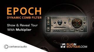 EPOCH Compressor By Cerberus Audio - Show Reveal