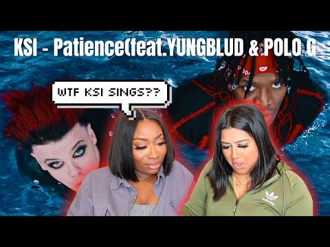 KSI – Patience (feat. YUNGBLUD \u0026 Polo G) OFFICIAL VIDEO (REACTION!!!)