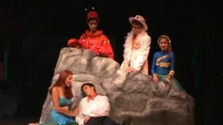 2012 Pandemonium Productions Little Mermaid Part 8 Part of your World reprise