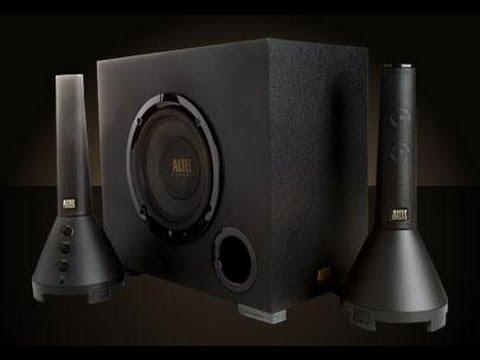 Altec Lansing Octane 7 Speaker Review