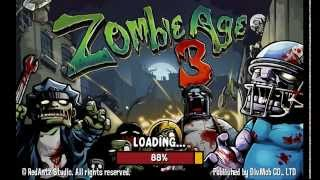 ZOMBIE AGE 3 Unlimited Money + Gold + Ammo APK