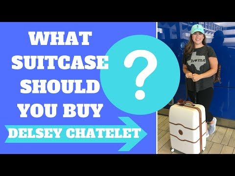 THE BEST DELSEY SUITCASE - WHAT SHOULD YOU BUY?!
