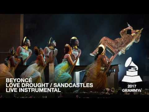 Beyoncé - Love Drought/Sandcastles (Live at The 59th GRAMMY Awards Instrumental)