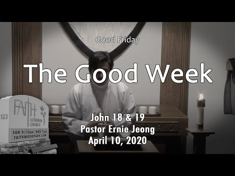 Becoming the Righteousness of God (Ash Wednesday) from YouTube · Duration:  18 minutes 48 seconds