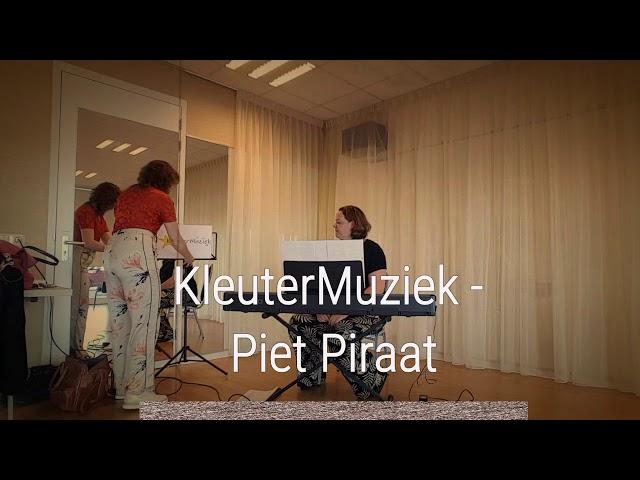 KleuterMuziek: Piet Piraat