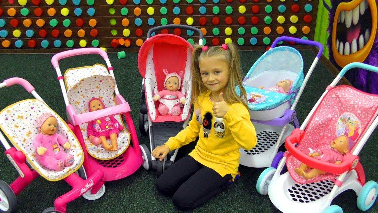 ВЛОГ ДЕНЬ в Развлекательном Центре с Ярославой! Горки, Лабиринты и Батуты для детей!