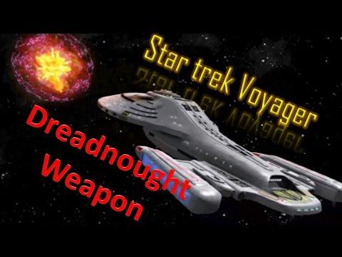star trek voyager deel 12 'Dreadnought weapon'