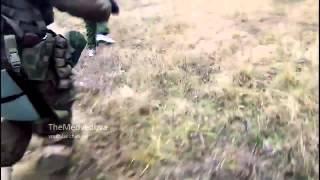 Эксклюзив Бой Спецназ ДНР на боевом задании 11 12 Донецк War In Ukraine