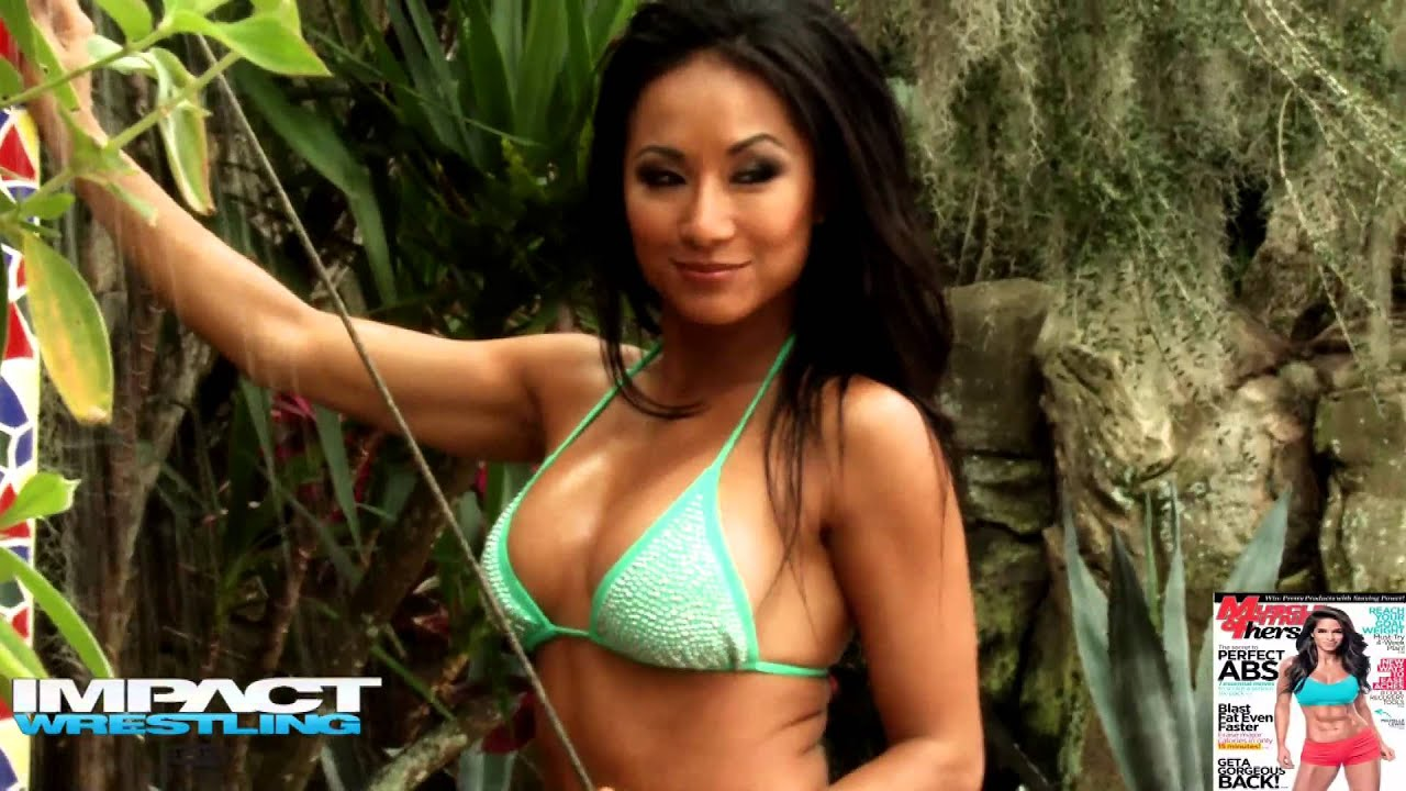 Gail Kim Hot Images gail kim hottest photos - unusual attractions