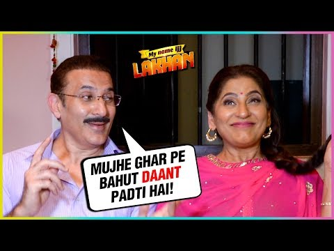 Archana Puran Singh And Husband Parmeet Sethi First Time Playing Reel Couple In My Name Ijj Lakhan Mp3