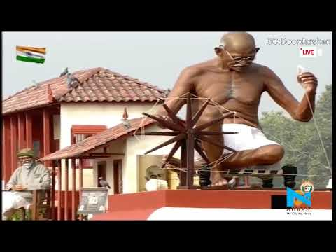 Republic Day 2018: Gujarat tableau at the 69th Republic Day parade