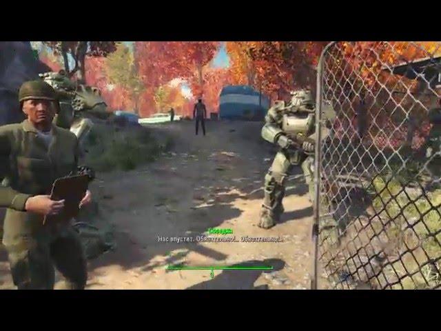 Fallout 4  Прохождение № 1  Prologue