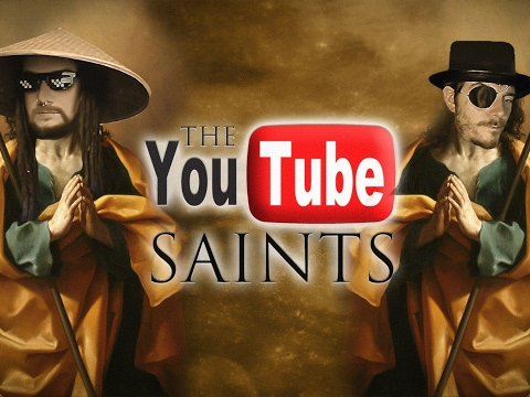 The YouTube Saints 002 - Trolls and Terror (ft. Prince of Queens)