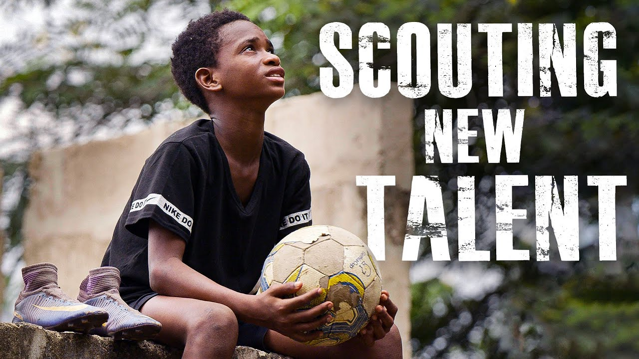 Inside the scouting world - finding tomorrow's football stars