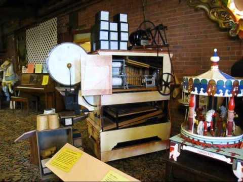 Connecticut Carousel Museum Band Organ