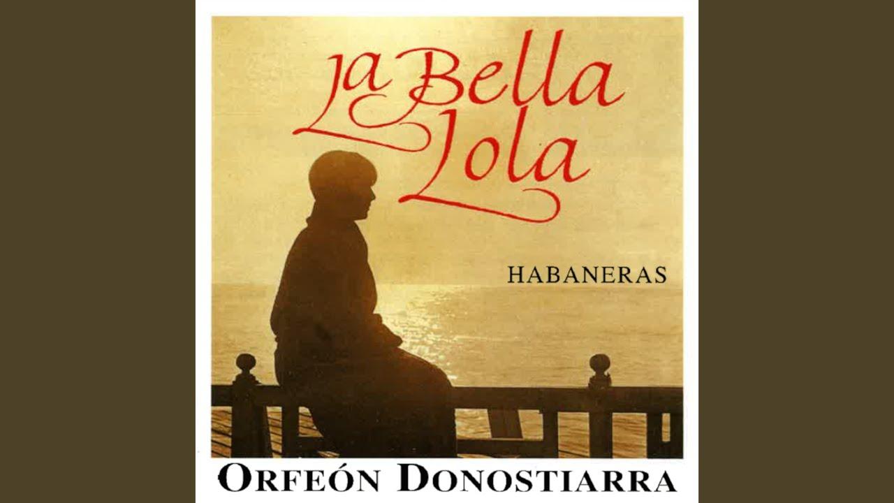 La Bella Lola En Directo Youtube