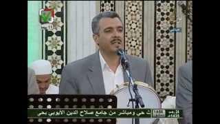 مولد جامع صلاح الدين - مصطفى كريم - الوصلة الثالثة | Salah Eddin Mosque - Mustafa Kareem - 3rd Part