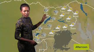 Weather Forecast for 06 03 2019 by Kenyena Mollen